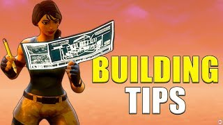 WOOD is BETTER than METAL! (Fortnite Tips & Tricks: Building and Editing)