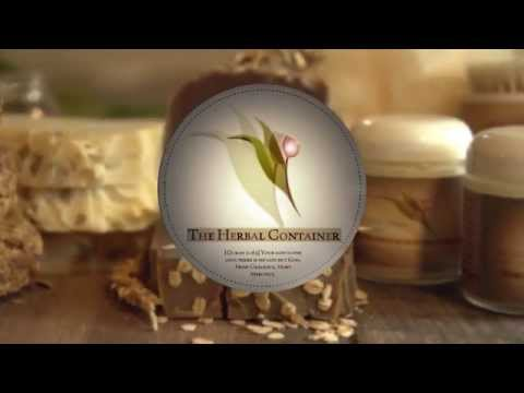 The Herbal Container - Handcrafted All Natural Bar Soap and Natural Body Lotion