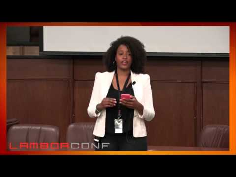 LambdaConf 2015 - The Art of Meaningful Connection...  Sharon Steed