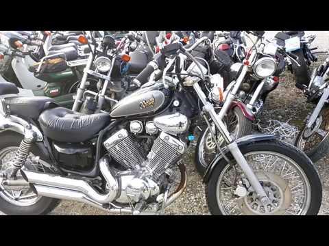 used yamaha motorcycle virago / de japon moto /van Japan usads pasola