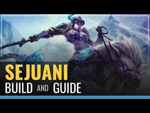 Sejuani build season 5