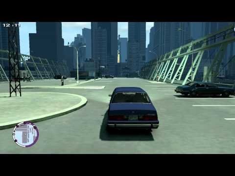 GTA IV Car Hard to Find Location - Willard