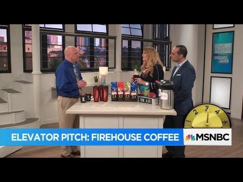 HSN Elevator Pitch: Firehouse Coffee by OPEN Forum