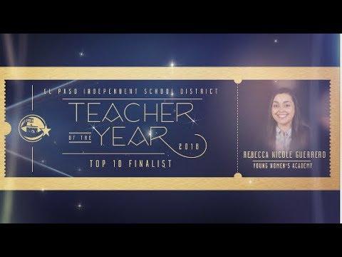 Top Ten TOY Finalist Rebecca Nicole Guerrero