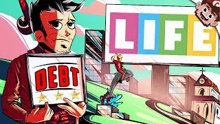 LIFE ON HARD MODE!   Husband or Wife? (The Game Of Life Online)