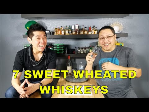 VIDEO 11 THE WHEATED WHISKEY CHALLENGE CHASING  PAPPY VAN WINKLE