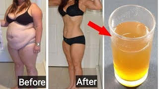Drink this every morning an empty stomach & Loss Your Weight Super Fast