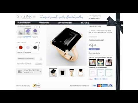 How to create customized jewelry online