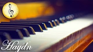 Haydn Classical Music for Studying, Concentration, Relaxation | Study Music | Piano Music
