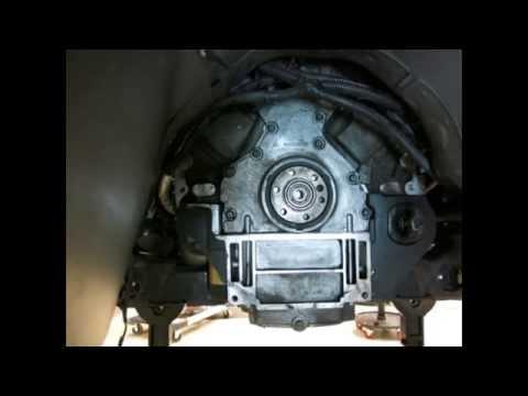 LS6 Rear Main Seal Change