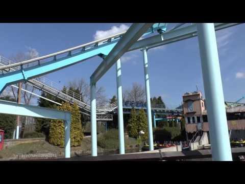 Shockwave, Drayton Manor Theme Park.