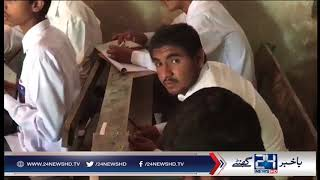 Sindh ; Cheating mafia activated in Exams