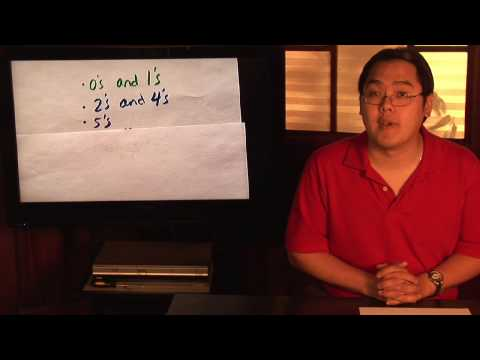 Math Functions & Techniques : Tricks for Memorizing Multiplication Facts
