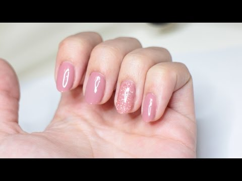 How I redo/refill my gelpolish nails, using ms.keiko & gelish