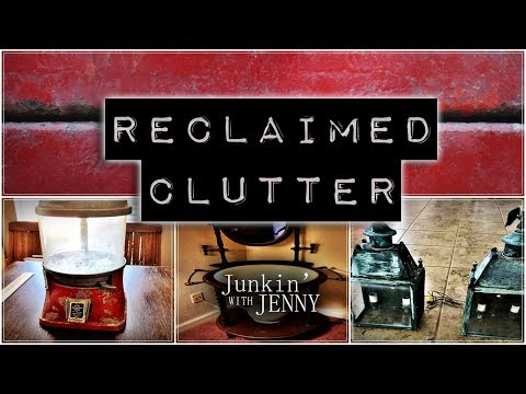 Reclaimed Clutter   DIY & Home Improvement Podcast