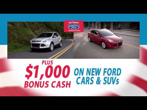 Capital Ford Labor Day Sales Event