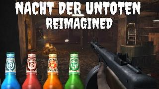 Nacht Der Untoten Reimagined - All 20 Perk Bottle Locations | WAW Custom Zombie Maps
