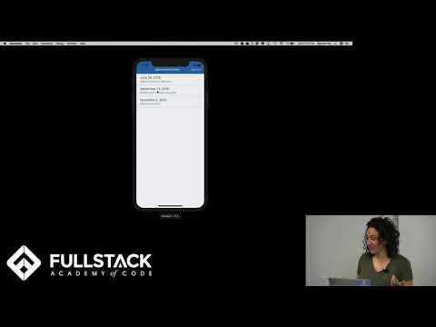 Stackathon Presentation: VoteAlert