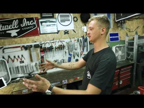 Federal Moto US - Take a Garage Tour