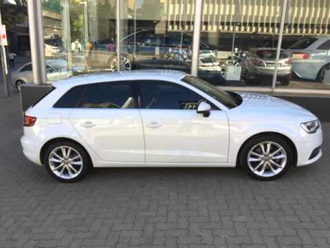 2015 AUDI A3 1.8TFSI SPORTBACK Auto For Sale On Auto Trader South Africa