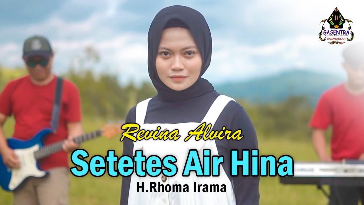 Download SETETES AIR HINA (H.Rhoma Irama) - REVINA ALVIRA (Cover Dangdut MP3 Gratis