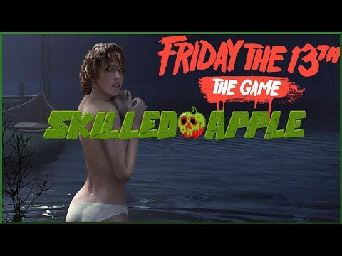 Friday the 13th The Game #12 - Top Jukes - Ultimate Counselor Gameplay And Jason Skills