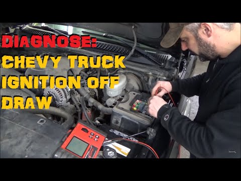 Chevrolet Truck - Battery Dies Overnight - Part I