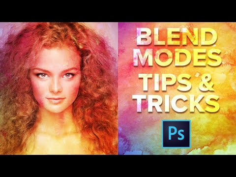 Photoshop Blend Modes Tips and Tricks