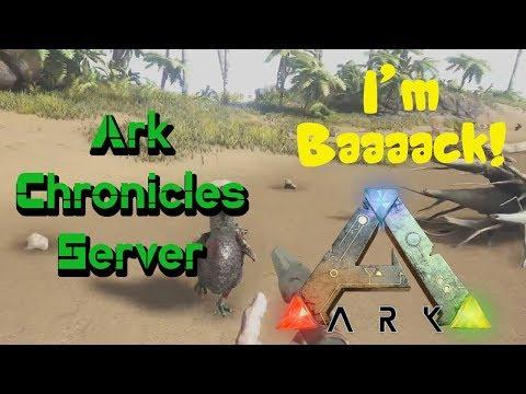 Ark Chronicles Server - Ark Has New Life For Me!