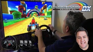 Mario Kart GP DX with English Patch v 05 Teknoparrot