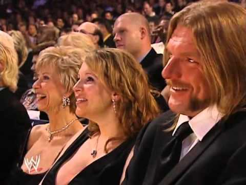 WWE Hall Of Fame 2006 - full speech for Eddie Guerrero of Benoit, Chavo, Mysterio and Vickie