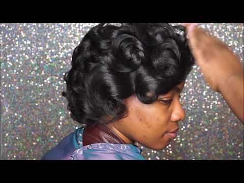 tight curls on 4b hair