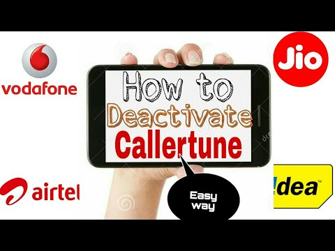 How to Remove Callertune in Airtel Fast&Free