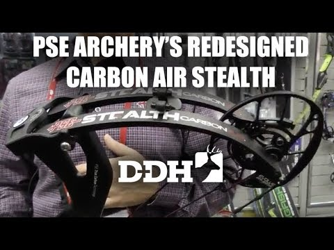 PSE Archery's Redesigned Carbon Compound Bow