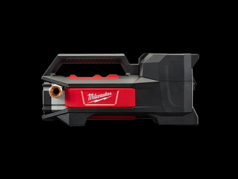 Milwaukee M18 Transfer Pump unboxing 2771-20