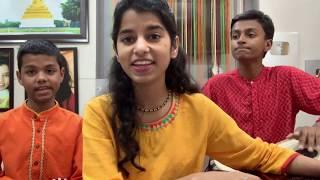 Navratri Special    Gori Radha Ne Kalo Kaan -Garba - Maithili Thakur, Rishav Thakur, Ayachi Thakur