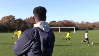 Pro Fa Under 12 Reds: Season 2018-19 Vs Afc Wembley Reds 18.11.18