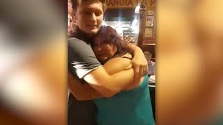 Mom receives priceless gift for her birthday