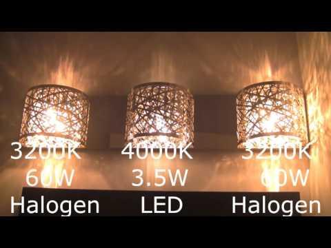 LED G9 10W 1200 Lumen Corn Bulb from GearBest