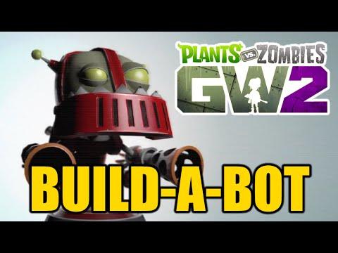 Plants vs Zombies Garden Warfare 2 - All Known Zombie Bots