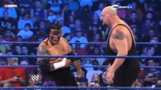 Jeff Hardy vs. MVP vs. Big Show vs. The Great Khali vs. Umaga vs. Mr. Kennedy