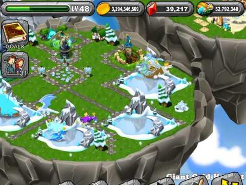 Epic Dragonvale dragon park