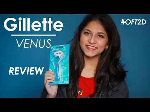 Gillette Venus Razor | Review #OFT2D