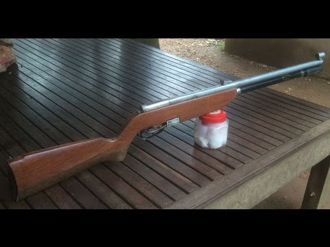 How to make the airgun