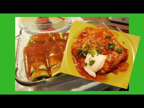 Low Carb Enchiladas Casserole great for Keto Diet