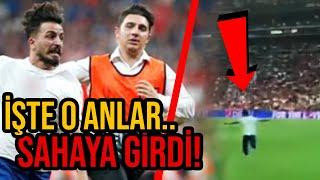 Deli Mi Ne? (Fester Abdü) Liverpool-Chelsea Maçında Sahaya Atladı! İşte o anlar!