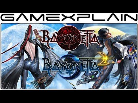 Bayonetta 1 & 2 for Switch - Launch Day Livestream!