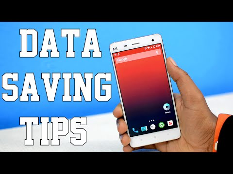 PRO Data Saving Tips For Your Android (2018)