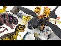 Dinosaurs Army Is Coming Lion Guard Defeat The King Dinosaur With Dark Dragon DuDuPopTOY