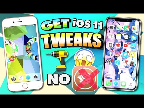 iOS 11 - 11.1.2: Install Tweaks WITHOUT CYDIA (iPhone, iPad, iPod) Electra Jailbreak (NO COMPUTER)